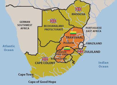 SAF-Boer-Wars-Map
