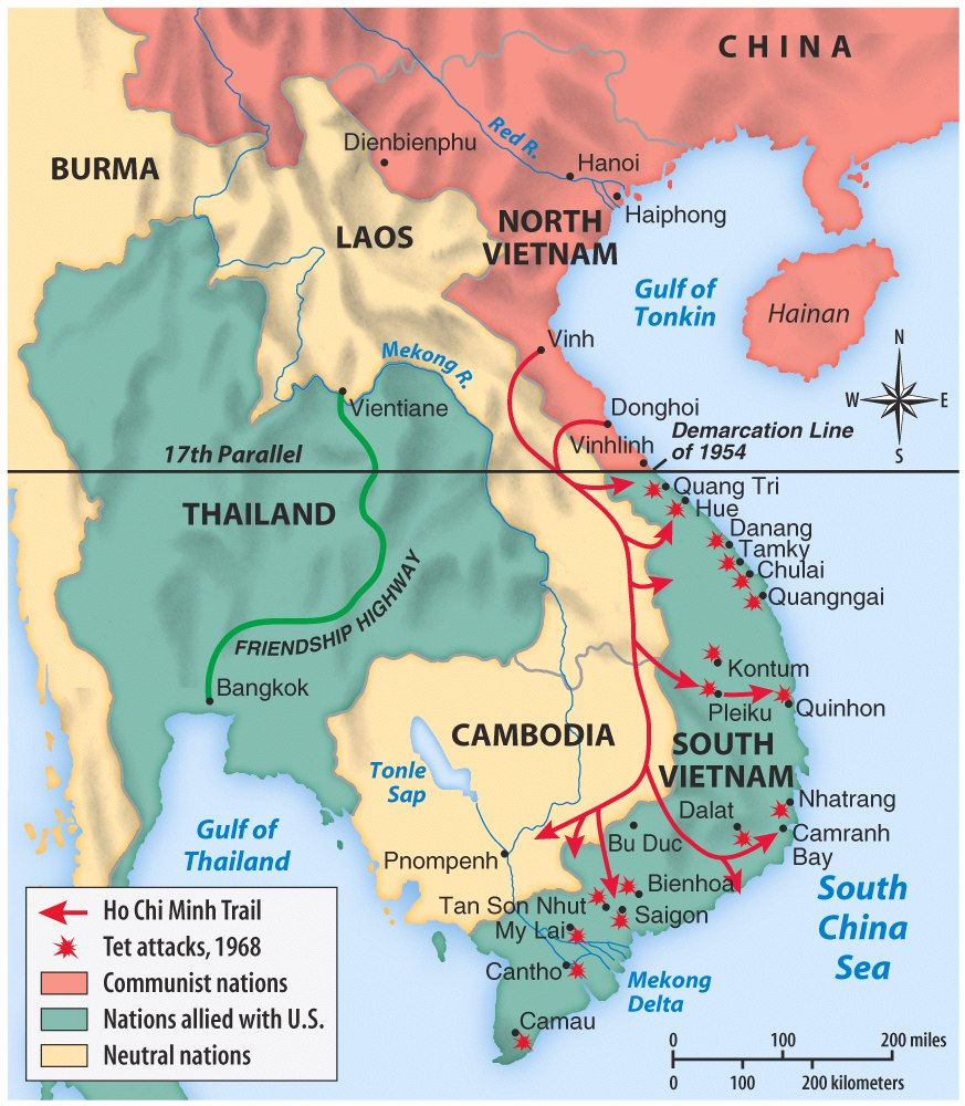 Why did the US forces fail in Vietnam? – Thehistoryopedia