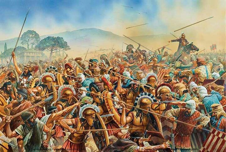 Image result for medes and the persians battle